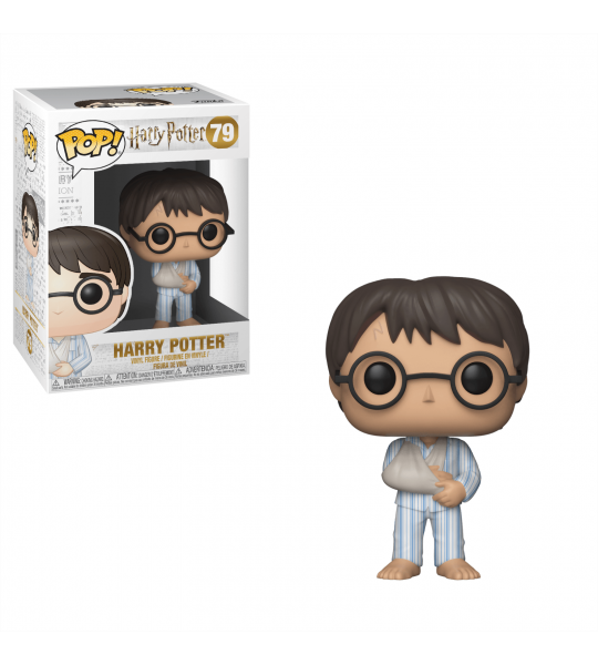 Funko POP Harry Potter: Harry Potter (PJs)