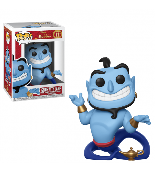 Funko POP Aladdin: Genie with lamp