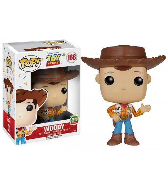 Funko POP Toy Story: Woody