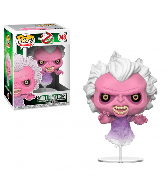 Funko POP Cazafantasmas: Scary Library Ghost