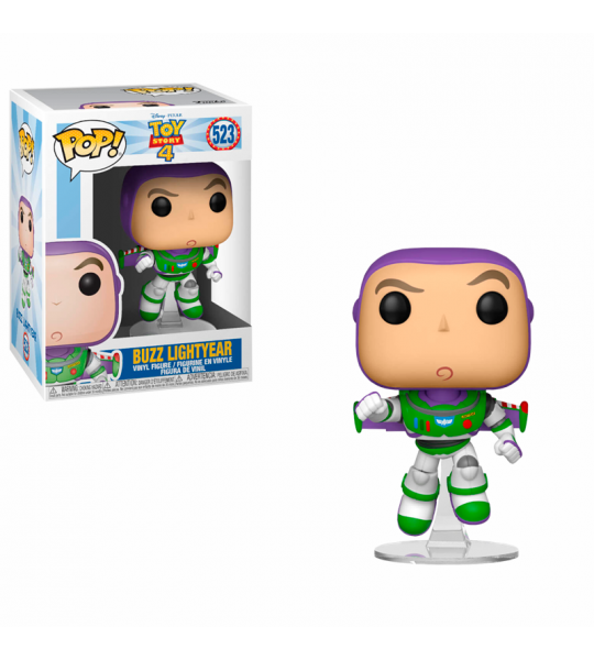 Funko POP Toy Story 4: Buzz Lightyear