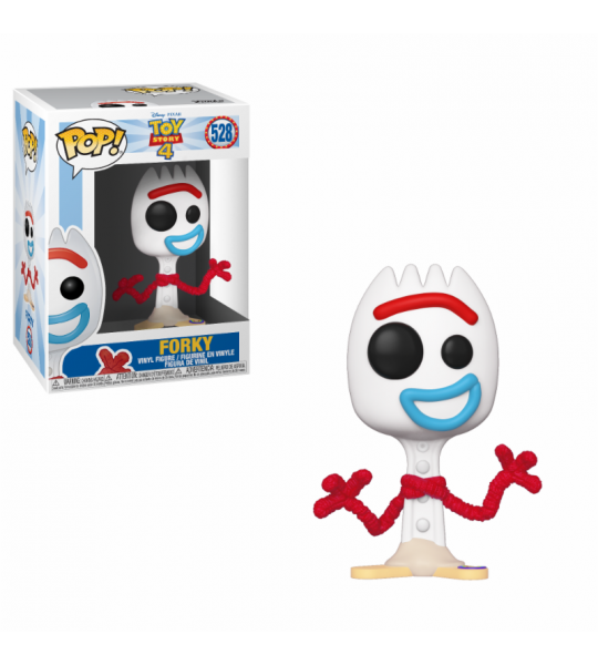 Funko POP Toy Story 4: Forky