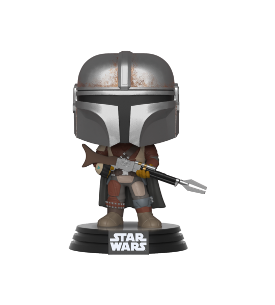 Funko POP The Mandalorian: The Mandalorian