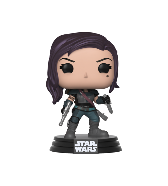 Funko POP The Mandalorian: Cara Dune
