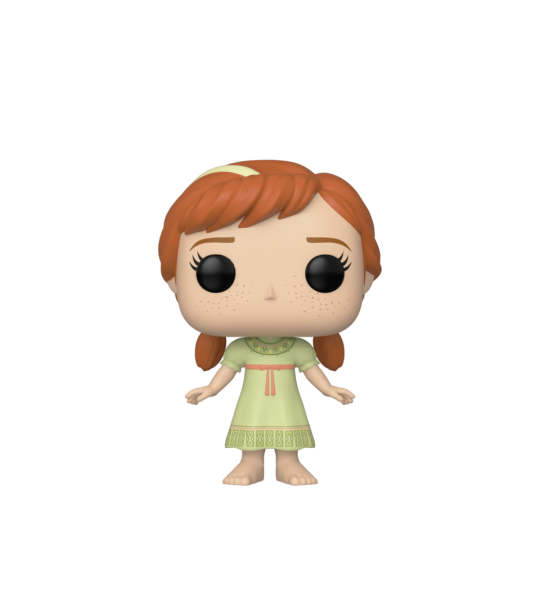 Funko POP Frozen 2: Young Anna
