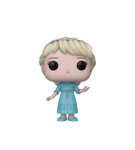 Funko POP Frozen 2: Young Elsa