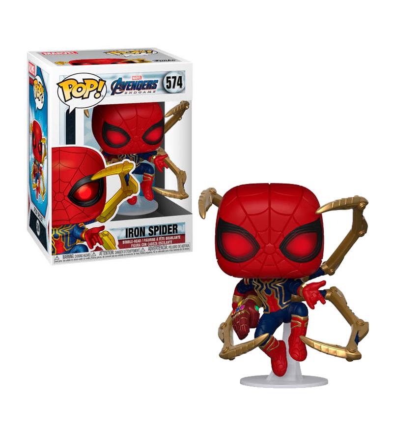 Funko POP Endgame: Iron Spider NanoGuantelete