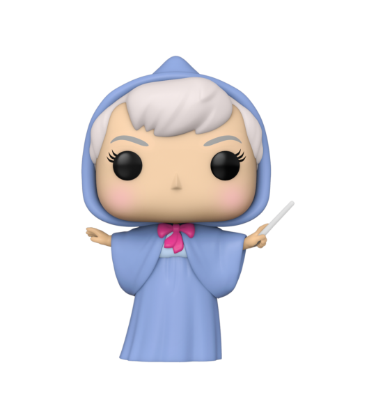 Funko POP Cenicienta: Hada Madrina