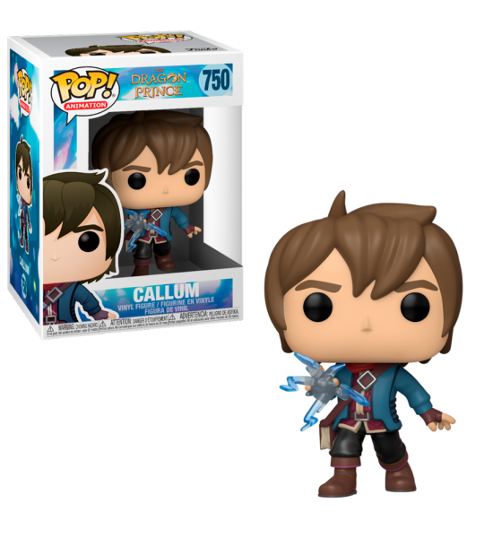 Funko POP Dragon Prince: Callum