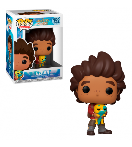 Funko POP Dragon Prince: Ezran