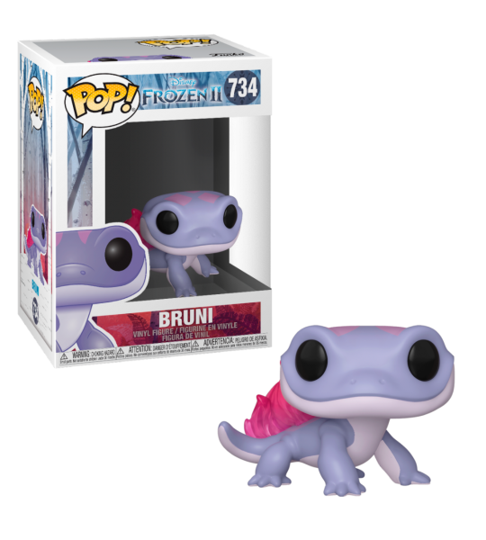 Funko POP Frozen 2: Bruni