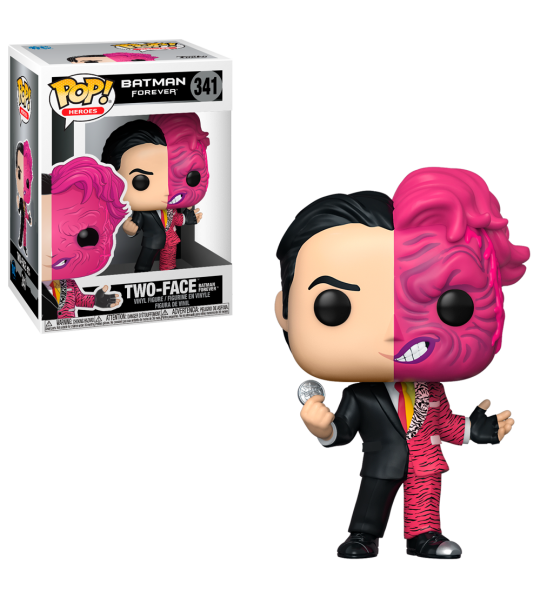 Funko POP Batman Forever: Two-Face