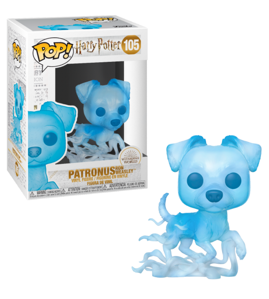 Funko POP Harry Potter: Patronus Ron