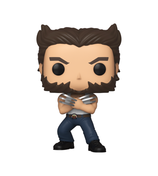 Funko POP X-Men 20th: Logan