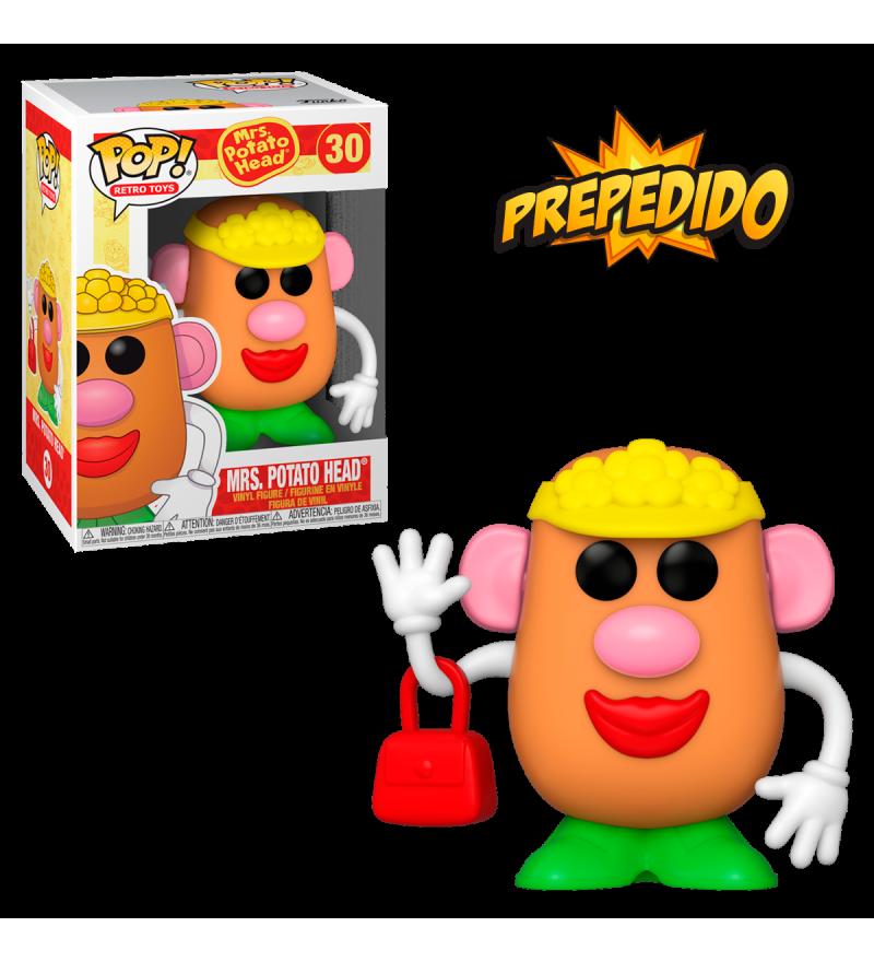 Prepedido Funko Hasbro: Mrs. Potato