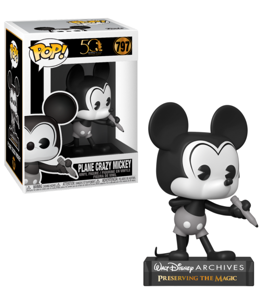 Funko Disney Archives: Plane Crazy Mickey