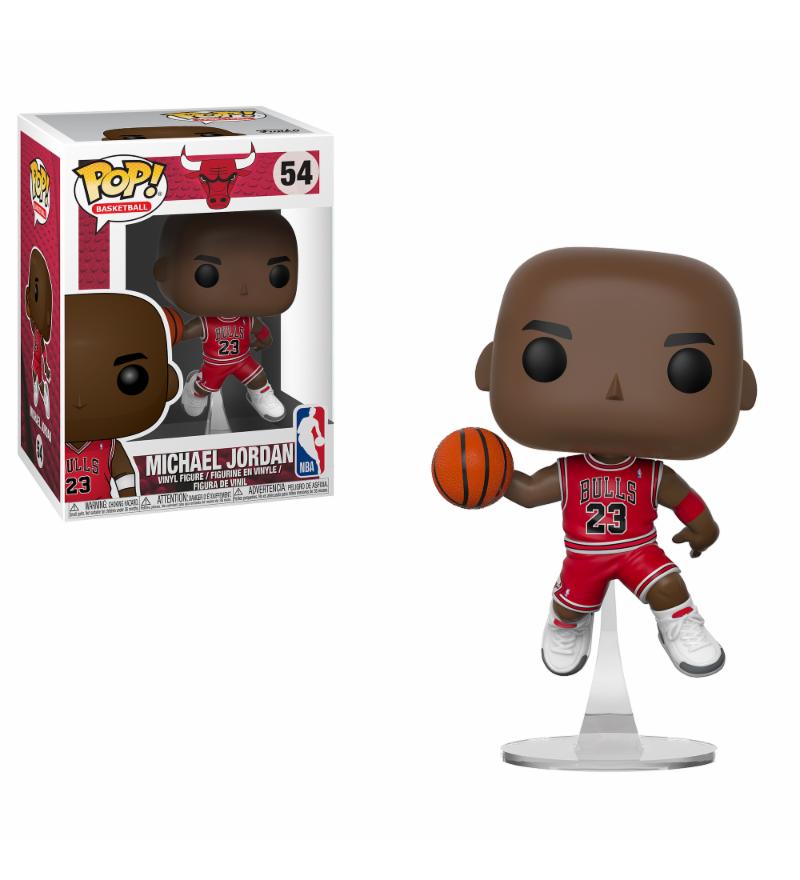 Funko POP NBA: Michael Jordan