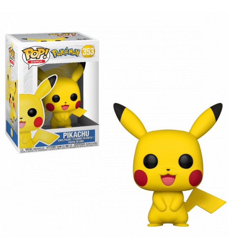 Funko Pokemon: Pikachu