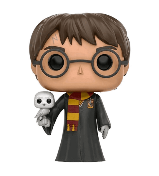 Funko POP Harry Potter: Harry con Hedwig (EXC)