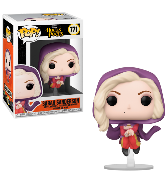 Funko POP Hocus Pocus: Sarah Flying