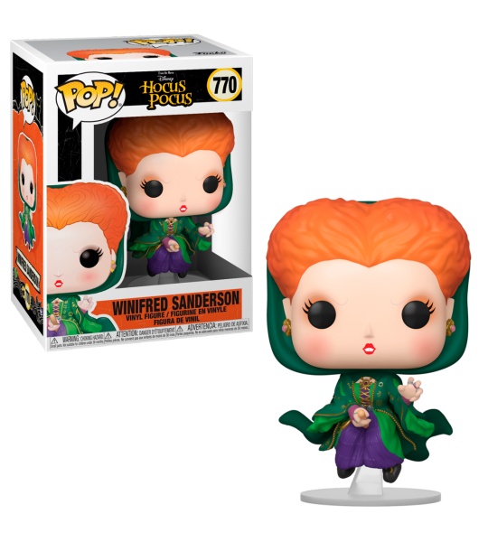 Funko POP Hocus Pocus: Winifred Flying