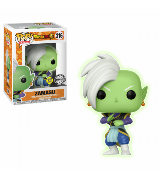 Funko POP Dragon Ball Super: Zamasu GITD (EXC)