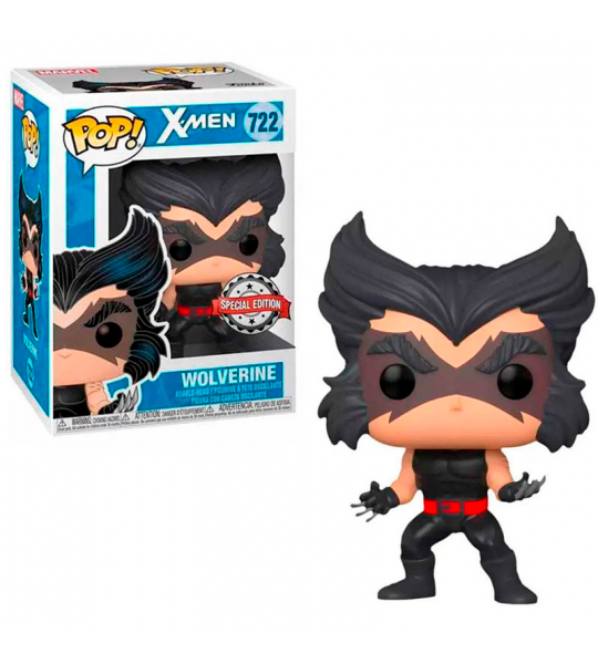 Funko POP X-Men: Retro Wolverine  (EXC)