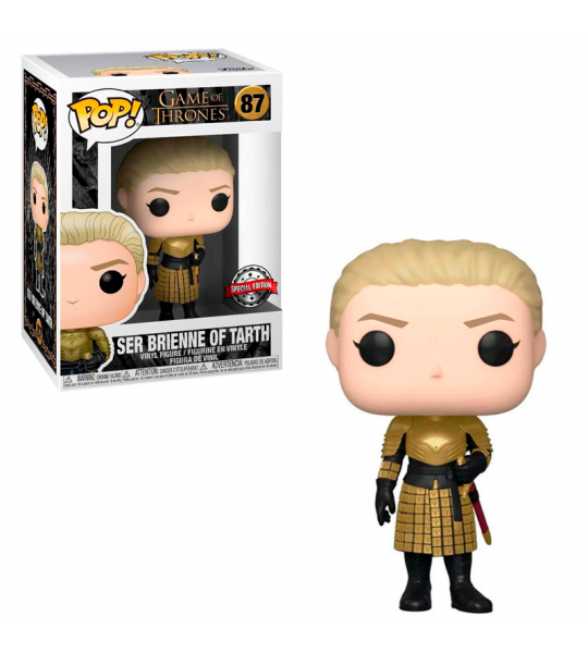 Funko POP GoT: Ser Brienne of Tarth  (EXC)