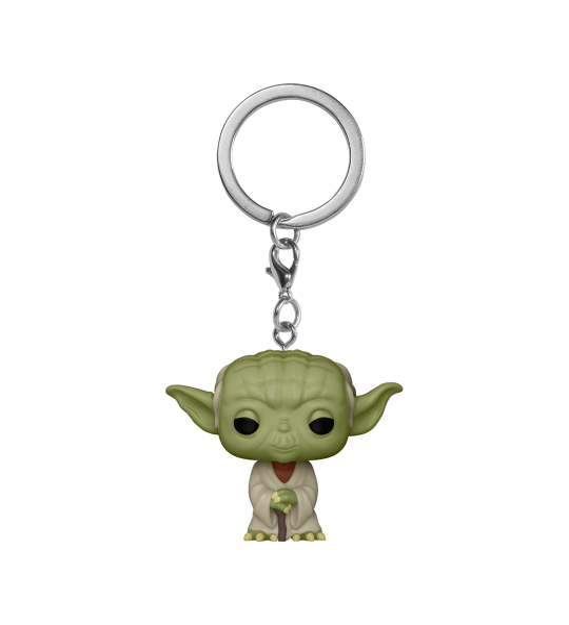 Funko POP Keychain: Star Wars Yoda