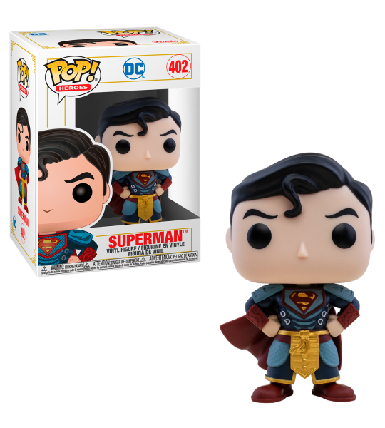 Funko POP DC Imperial Palace: Superman