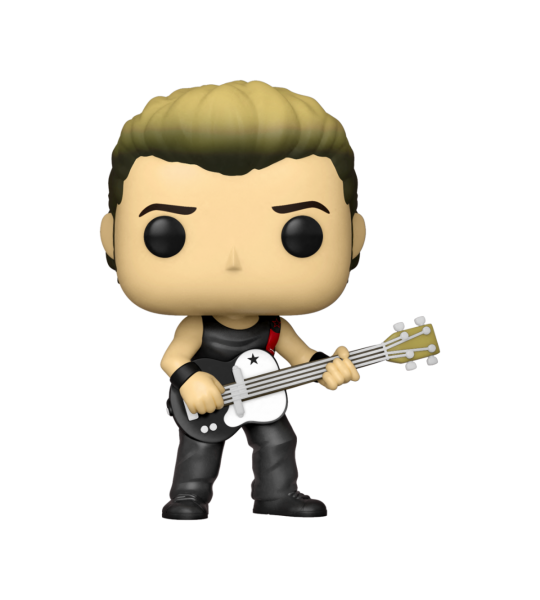 Funko POP Green Day: Mike Dirnt