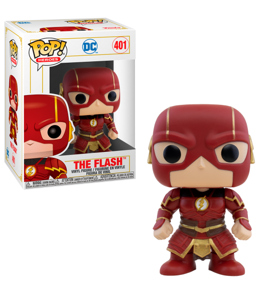 Funko POP DC Imperial Palace: The Flash