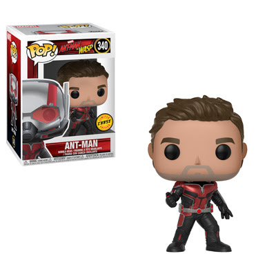 ant man chase